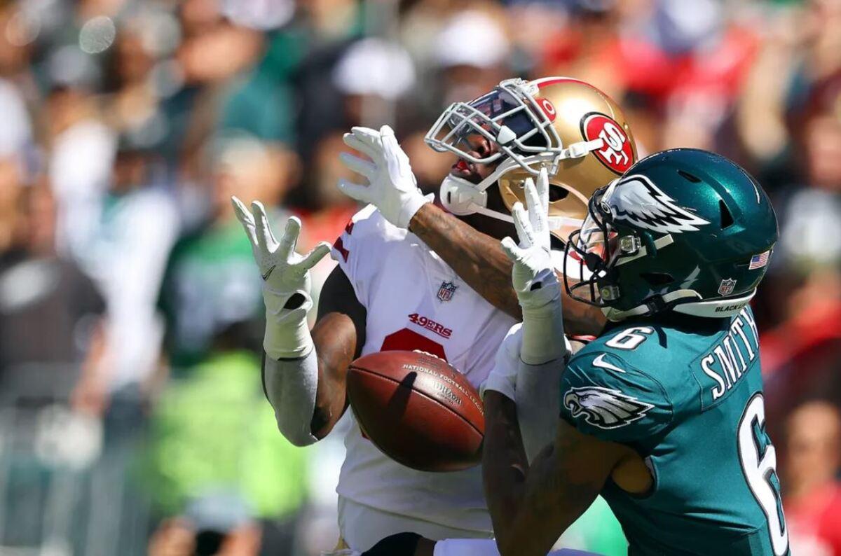 Eagles – 49ers (11-17) : San Francisco a pris son temps